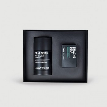 Zew for men - Barber's Holiday Kit