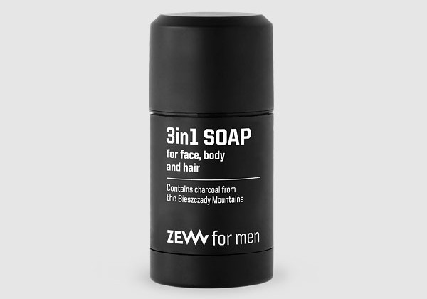ZEW for men - 3 in 1 Soap