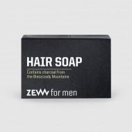 ZEW for men – Hair Soap
