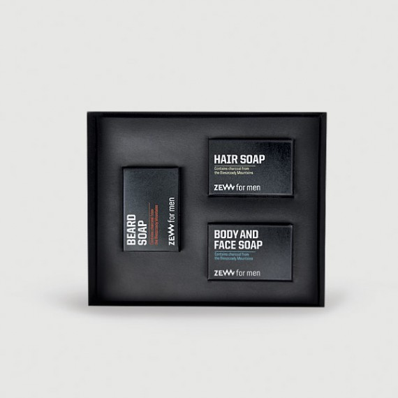 Zew for men - The Bearded Man's Holiday Must Have Box