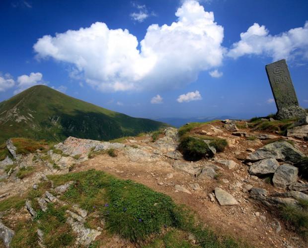 The Ukrainian Carpathians: Gorgany, Svydovets, Chornohora