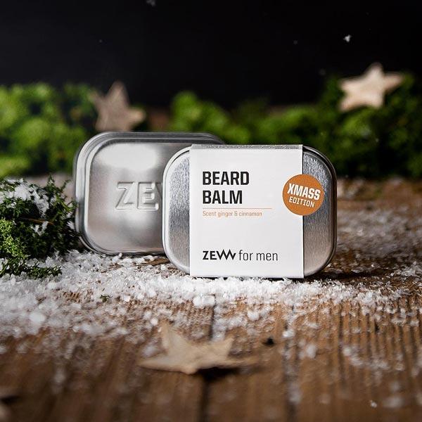 Winter Beard Balm - Bartbalsam mit Ingwer-Zimt Duft
