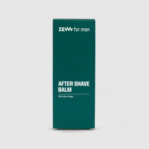 After Shave Balm - After Shave Balsam mit Black Chaga