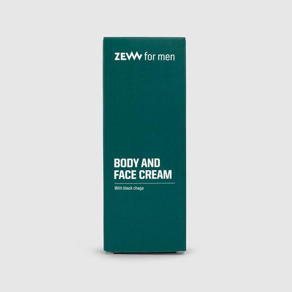 Face and Body Cream - Feuchtigkeitscreme mit Black Chaga