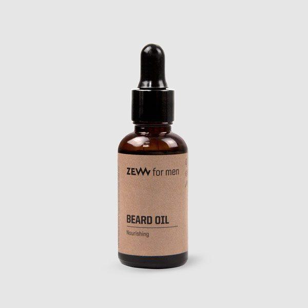 Nourishing - natürliches Bartöl mit Zitrusduft