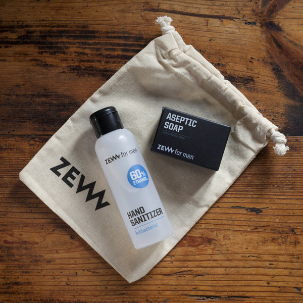 ZEW Cleansing Kit